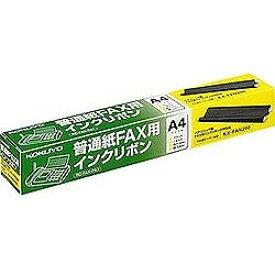 コクヨ FAXインクリボン(パナソニック用)1P (RC-FAX-PA1)【smtb-s】