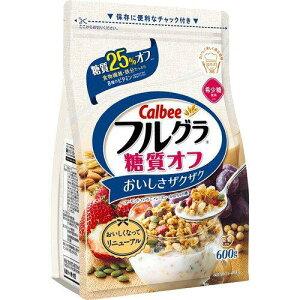 カルビー フルグラ 糖質オフ (600g)(単品)【smtb-s】