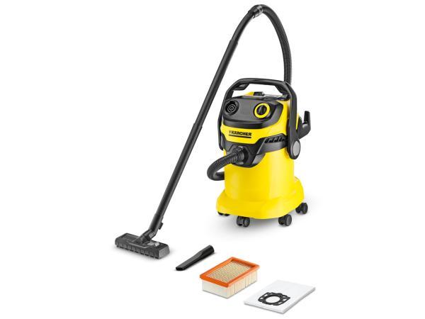 ケルヒャー WD5 業務用掃除機 「乾湿バキュームクリーナー」 WD5 1.348-201.0【smtb-s】