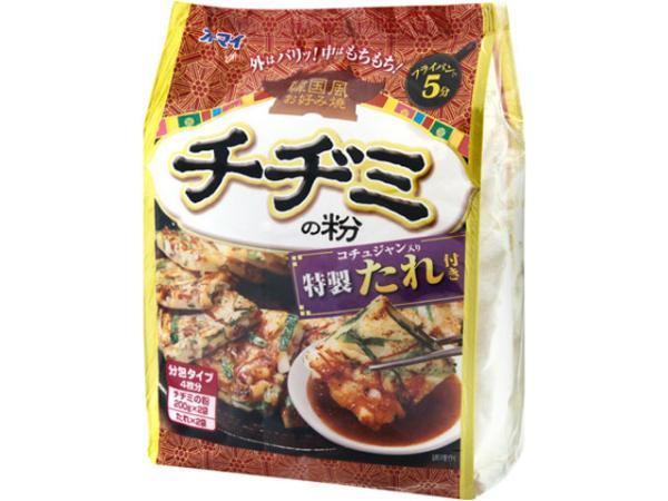 日本製粉 オーマイ チヂミの粉 510g【単品】