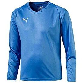 プーマ LIGA LS ゲームシャツ コア ジュニア 品番:703667 カラー:SILVER LAKE B(18) サイズ:140【smtb-s】