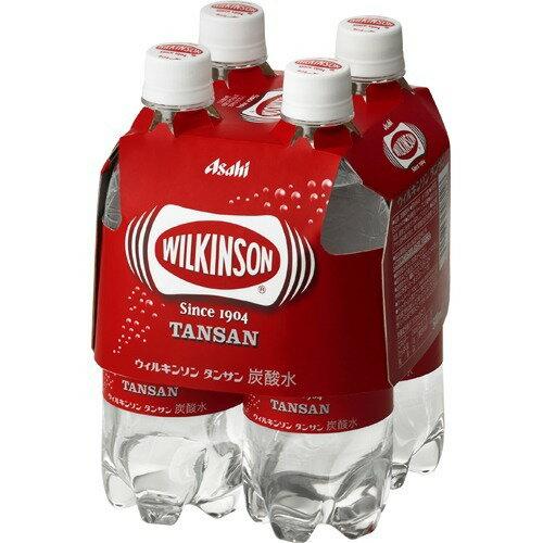 アサヒ飲料 ウィルキンソン タンサン マルチパック(500mL*4本入)
