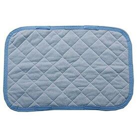 イケヒコ・コーポレーション(IKEHIKO) 枕パッド 洗える 東洋紡 フィルハーモニィ 『リバクールIT 枕P』 ブルー 約35×50cm 冷感 涼感 接触冷感 ひんやりタッチ