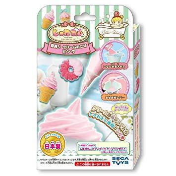 セガトイズ(SEGA TOYS) シュワボムクリームピンク しゅわボム 別売りクリームのこな ピンク