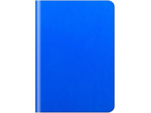 ロア・インターナショナル SLG Design iPad 9.7インチ(2018、2017)ケース / iPad Air ケース 本革 D5 Calf Skin Leather Diary スカイブルー ダイアリータイプ【smtb-s】