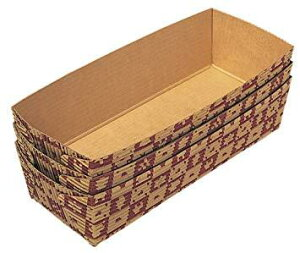 貝印 カイハウス セレクト  プレゼントに便利な 紙製 パウンド型 大 DL6161(3枚入)
