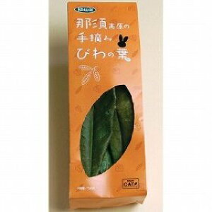 川井 那須高原の手摘みびわの葉 7g