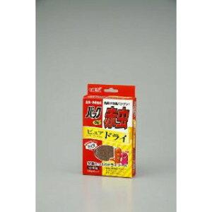 GEX(ジェックス) パックDE赤虫ピュアドライ 40g 【ドライフード(赤虫・糸ミミズ・乾燥エビ)/フィッシュフード】 単品