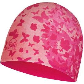 ゼット バフ ハット MICRO&POLAR HAT CHILD BUTTERFLY PINK 339904(1枚入)【smtb-s】