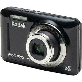 マスプロ電工 コダック コンパクトデジタルカメラ PIXPRO FZ53 ブラック(1台)【smtb-s】