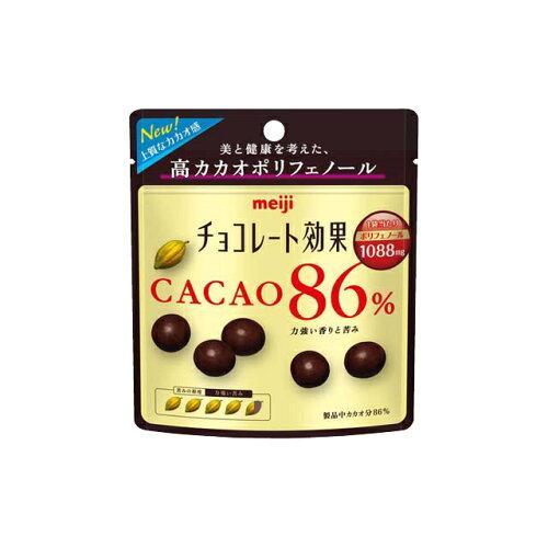 明治 チョコレート効果カカオ86%パウチ【入数:10】【smtb-s】