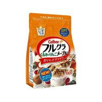 カルビーフルグラくるみ&りんごメープル味(700g)【入数:6】【smtb-s】