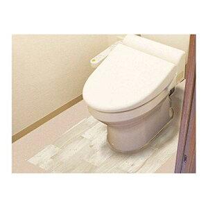 明和グラビア 防水模様替えシート トイレ床用 90cm×80cm Cr(クリーム) BKTW-9080 (1099638)【smtb-s】