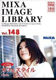 大日本スクリーン製造 MIXA IMAGE LIBRARY Vol.148 カフェスタイル [Windows/Mac] (XAMIL3148)【smtb-s】