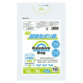 オルディ ◆レインボーバッグ(超強化ポリ袋) (RB-N45-10)