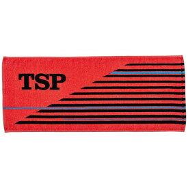 TSP シャギーPTフェイスタオル (044408) [色 : レッド]【smtb-s】