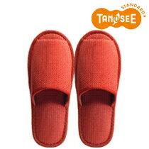 TANOSEE 外縫いスリッパ ラドクリフ オレンジ(DATM026OR)【smtb-s】