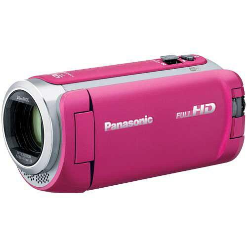パナソニック(Panasonic) パナソニック HC-W590M-P デジタルハイビジョンビデオカメラ ピンク(HC-W590M)【smtb-s】