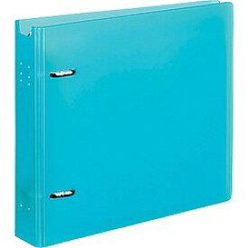 コクヨ CD/DVDファイル 22枚収容 ケース付ライトブルー (EDF-CF221LB)【smtb-s】