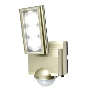 朝日電器 ELPA(エルパ) 屋外用LEDセンサーライト AC100V電源(コンセント式) ESL-ST1201AC (1210984)