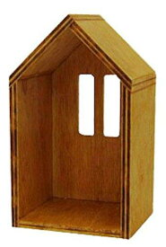 DAIKAI Copeau(コポー)ドルフ ディスプレイ什器 小屋の飾り棚 83368 (1336889)