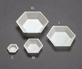 六角形PS計量皿(帯電防止) 500枚入XL3-8992-04【smtb-s】