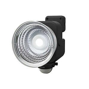 ムサシ ダンケ 3.5W×1灯 フリーアーム式LED乾電池センサーライト