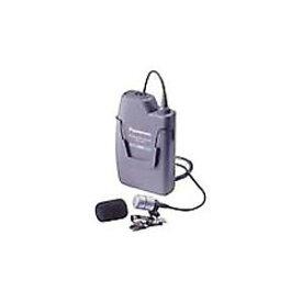パナソニック WX-1800 300MHz帯PLL タイピン形ワイヤレスマイクロホン(WX-1800)【smtb-s】