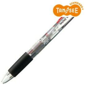 TANOSEE ノック式油性2色ボールペン(なめらかインク) 0.7mm【入数:10】【smtb-s】