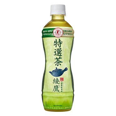 Coca-Cola(コカ・コーラ) コカ・コーラ 綾鷹 特選茶 500ml ペットボトル【入数:24】【smtb-s】