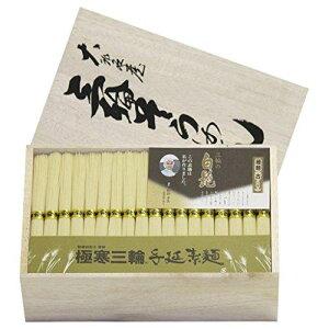 三輪そうめん松田 (M61005018)三輪ソウメン 手延べ三輪の白髭細麺  KBS-200