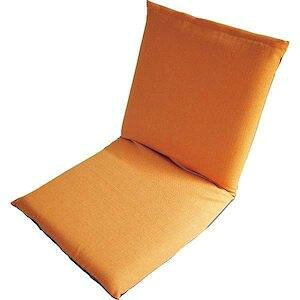 ズレ落ち防止加工座椅子 オレンジ  TT-01OR【smtb-s】