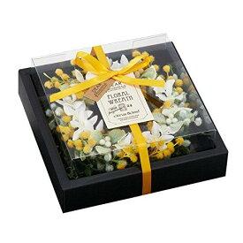 グローバル プロダクト プランニング ディアフラワーズ フローラルリース レモンの花と棘 10603003【smtb-s】