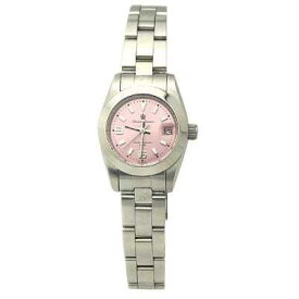 ドマーニ レディースカレンダー腕時計 ピンク CD6502-3N【smtb-s】