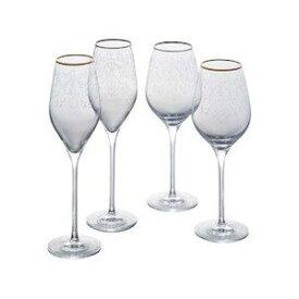 シュトルツル アラベスクフィオーリ ペアワイン&シャンパングラスセット ST1670【smtb-s】
