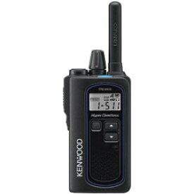 JVCケンウッド TPZD510 ハイパワー・デジタルトランシーバー TPZ-D510 ブラック【smtb-s】