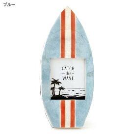 トモ・コーポレーション カピスフォトフレーム サーフボード ブルー 19518801031 (1357581)