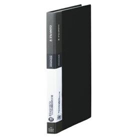 キング シンプリーズクリアーファイル40P 黒(136SPWクロ)