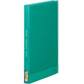 キング シンプリーズクリアーF(透明)40P 緑(186TSPWミト)