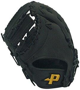 サクライ貿易 軟式一般用ミット 一塁手用 左投PFM-7795ブラック