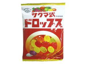 佐久間製菓 サクマ式ドロップスP 120g【入数:6】