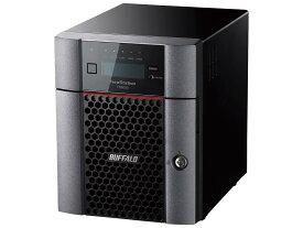 バッファロー TeraStation TS6000シリーズ 4ベイ デスクトップ 8TB(TS6400DN0804)【smtb-s】