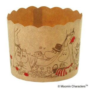 MOOMIN(ムーミン) マフィンカップ クラフト(ピクニック) MM534 6枚×10セット (1383609)【smtb-s】