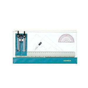 マービー 中学生用製図器セット 1-730-7002