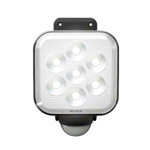 ムサシ ライテックス LED-AC1011 センサーライト100v 11w×1灯【smtb-s】