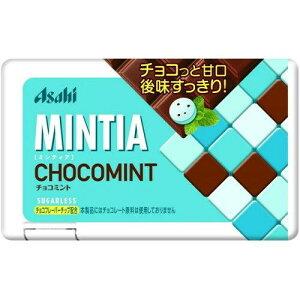 アサヒグループ食品 ミンティア チョコミント50粒【入数:10】【smtb-s】
