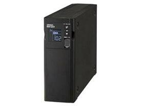 オムロン ソーシアルソリューションズ 無停電電源装置(常時商用給電/正弦波出力) 1000VA/610W BW100T(BW100T)【smtb-s】