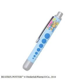ピーターラビット(TM) ソフトLEDミニペンライト Glorious garden ブルー ST-ZP0030 (1285103)【smtb-s】