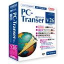クロスランゲージ PC-Transer 翻訳スタジオ V26 アカデミック版 for Windows(11802-01)【smtb-s】