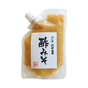 六甲味噌製造所 酢みそ (チューブタイプ) 140g×12個 (1444592)【smtb-s】